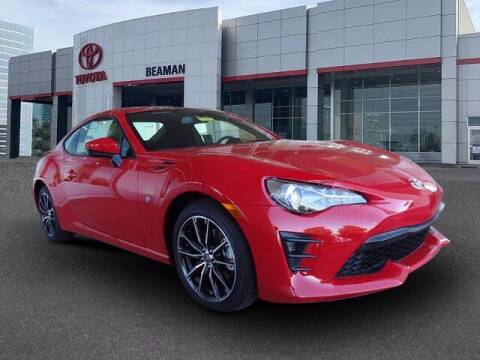 2020 Toyota 86 for sale at BEAMAN TOYOTA in Nashville TN