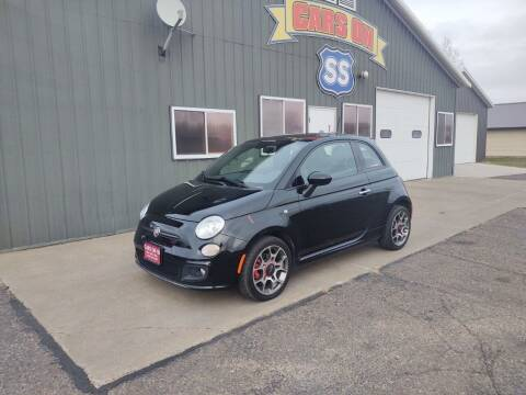 2015 FIAT 500 for sale at CARS ON SS in Rice Lake WI