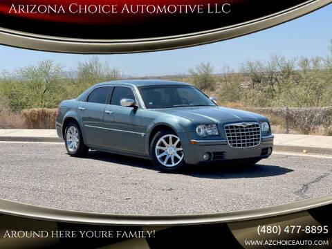 2006 Chrysler 300 for sale at Arizona Choice Automotive LLC in Mesa AZ