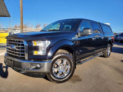 2016 Ford F-150 for sale at LA Motors LLC in Denver CO