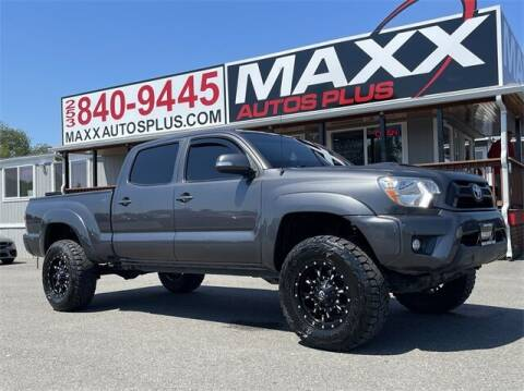 2015 Toyota Tacoma for sale at Maxx Autos Plus in Puyallup WA