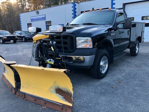 2007 Ford F-250 Super Duty for sale at Kingston Foreign Auto & Truck in Kingston NH