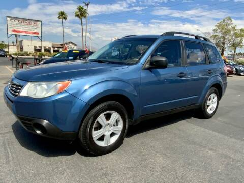 2010 Subaru Forester for sale at Charlie Cheap Car in Las Vegas NV