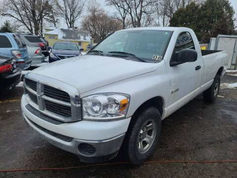 2008 Dodge Ram Pickup 1500 for sale at Steve's Auto Sales in Madison WI