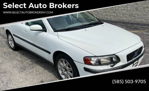 2004 Volvo S60 for sale at Select Auto Brokers in Webster NY