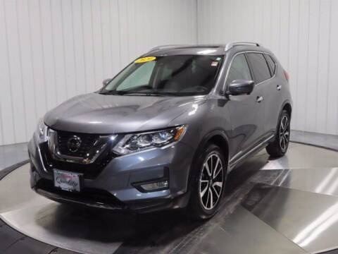 2020 Nissan Rogue for sale at HILAND TOYOTA in Moline IL