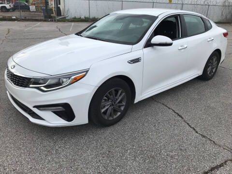 2020 Kia Optima for sale at East Memphis Auto Center in Memphis TN