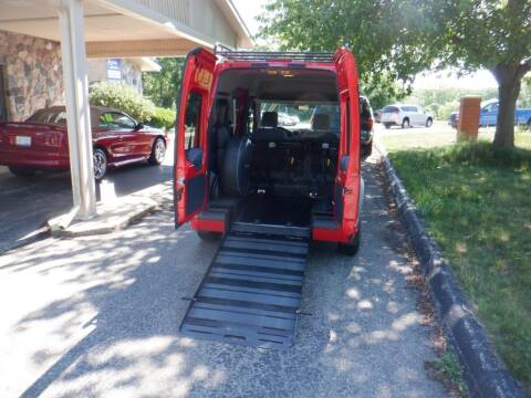 2010 Ford Transit Connect for sale at Mobility Motors LLC - A Wheelchair Van in Battle Creek MI