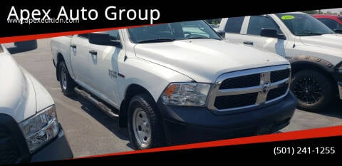 2015 RAM Ram Pickup 1500 for sale at Apex Auto Group in Cabot AR