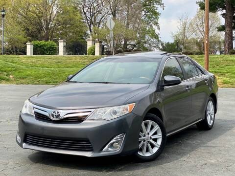 2013 Toyota Camry for sale at Sebar Inc. in Greensboro NC