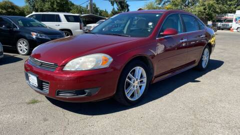 2011 Chevrolet Impala for sale at Universal Auto Inc in Salem OR
