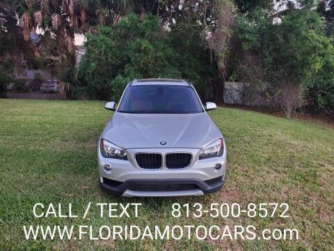 2014 BMW X1 for sale at Florida Motocars in Tampa FL