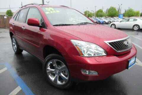 2009 Lexus RX 350 for sale at Choice Auto & Truck in Sacramento CA
