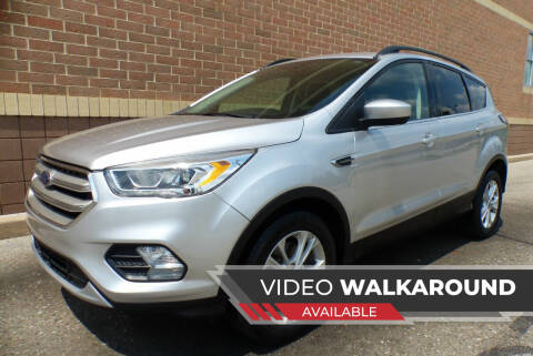 2017 Ford Escape for sale at Macomb Automotive Group in New Haven MI
