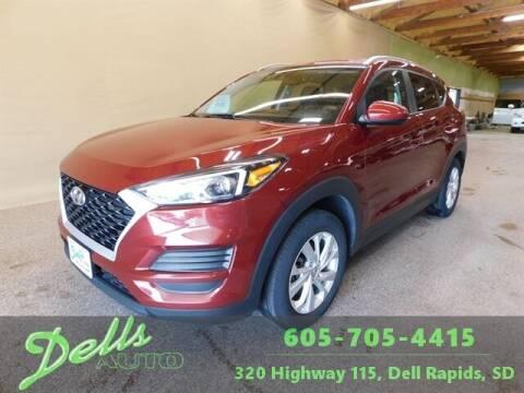 2019 Hyundai Tucson for sale at Dells Auto in Dell Rapids SD