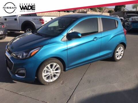 2019 Chevrolet Spark for sale at Stephen Wade Pre-Owned Supercenter in Saint George UT