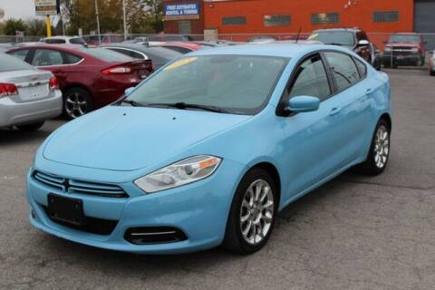 2013 Dodge Dart for sale at Road Runner Auto Sales WAYNE in Wayne MI