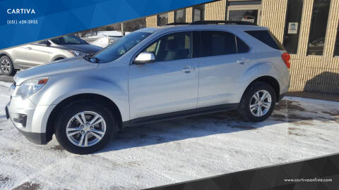 2014 Chevrolet Equinox for sale at CARTIVA in Stillwater MN