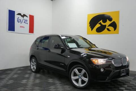 2017 BMW X3 for sale at Carousel Auto Group in Iowa City IA