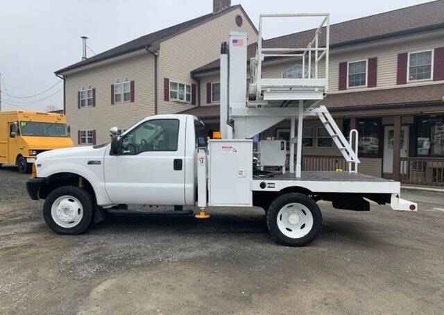 2000 Ford F-450 Super Duty for sale at Upstate Auto Sales Inc. in Pittstown NY
