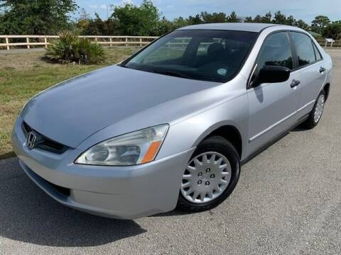 2005 Honda Accord for sale at Deerfield Automall in Deerfield Beach FL