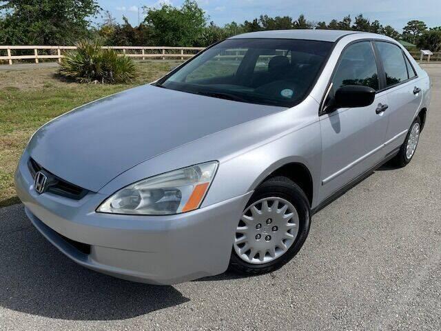 2005 Honda Accord for sale at Deerfield Automall in Deerfield Beach FL