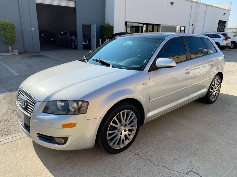2008 Audi A3 for sale at 7 Auto Group in Anaheim CA