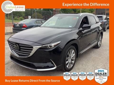 2019 Mazda CX-9 for sale at Dallas Auto Finance in Dallas TX
