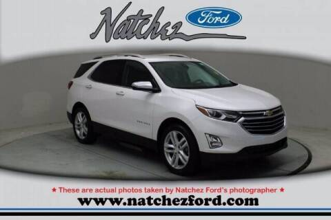2020 Chevrolet Equinox for sale at Auto Group South - Natchez Ford Lincoln in Natchez MS