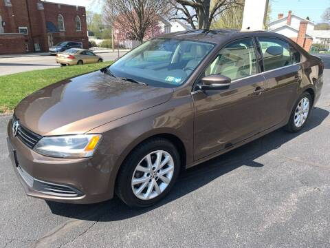 2014 Volkswagen Jetta for sale at On The Circuit Cars & Trucks in York PA