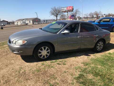 2007 Buick LaCrosse for sale at OKC CAR CONNECTION in Oklahoma City OK