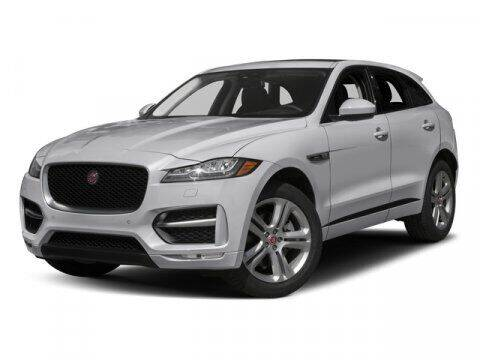 2017 Jaguar F-PACE for sale at TRAVERS GMT AUTO SALES - Traver GMT Auto Sales West in O Fallon MO