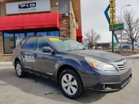 2010 Subaru Outback for sale at 719 Automotive Group in Colorado Springs CO