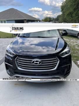 2017 Hyundai Santa Fe for sale at Pedro @ Starling Chevrolet in Orlando FL