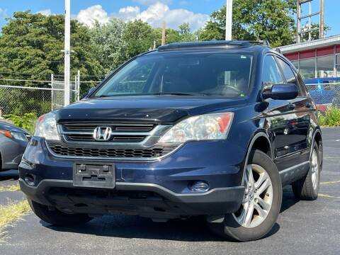 2010 Honda CR-V for sale at MAGIC AUTO SALES in Little Ferry NJ