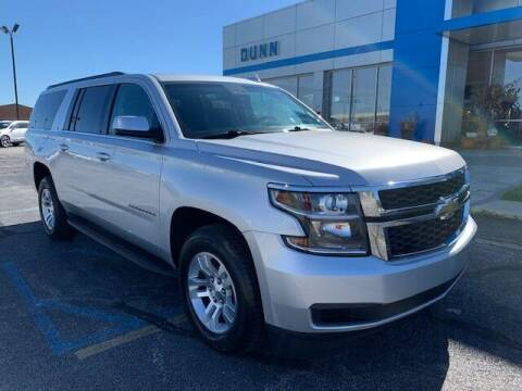 2017 Chevrolet Suburban for sale at Dunn Chevrolet in Oregon OH