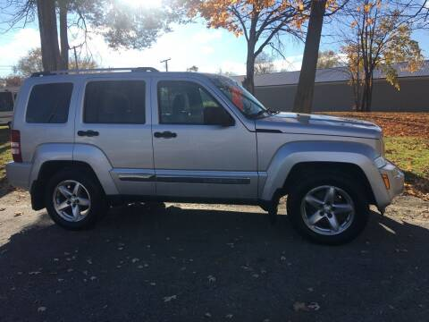 2009 Jeep Liberty for sale at Antique Motors in Plymouth IN