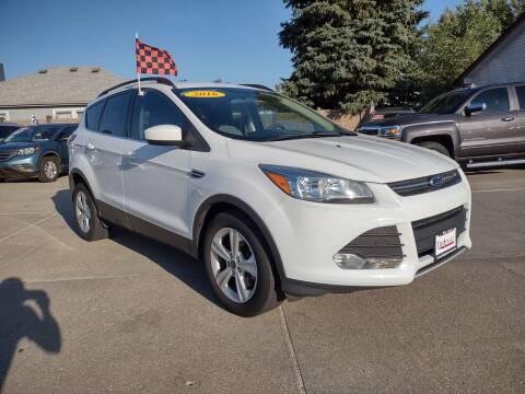 2016 Ford Escape for sale at Triangle Auto Sales in Omaha NE