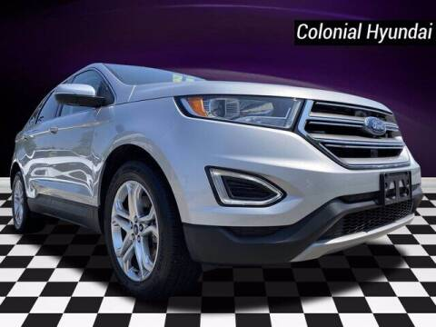 2018 Ford Edge for sale at Colonial Hyundai in Downingtown PA
