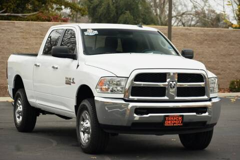 2017 RAM Ram Pickup 2500 for sale at Sac Truck Depot in Sacramento CA