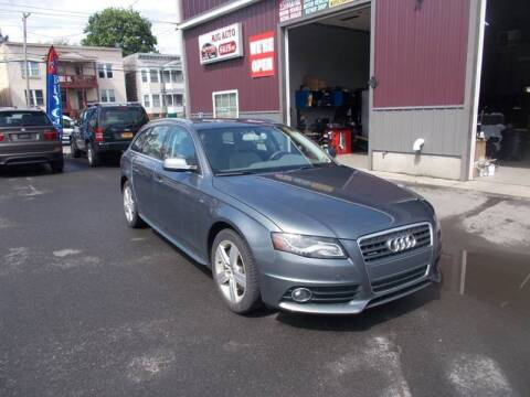 2012 Audi A4 for sale at Mig Auto Sales Inc in Albany NY