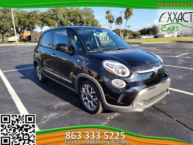 2014 FIAT 500L for sale at Exxact Cars in Lakeland FL