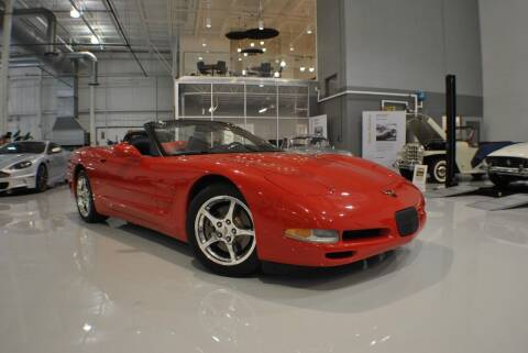 2002 Chevrolet Corvette for sale at Euro Prestige Imports llc. in Indian Trail NC