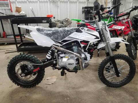 2021 SSR SR125 for sale at Toy Barn Motors - Dirt Bikes in New York Mills MN