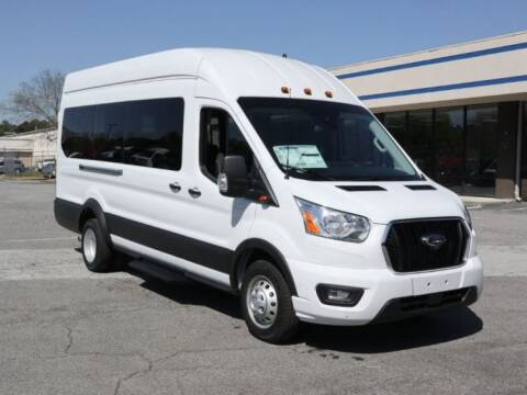 2021 Ford Transit Passenger for sale at AMS Vans in Tucker GA