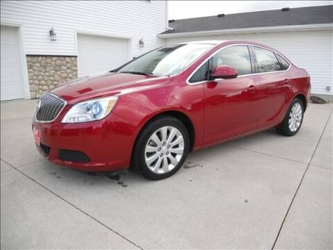 2015 Buick Verano for sale at OLSON AUTO EXCHANGE LLC in Stoughton WI
