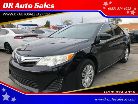 2014 Toyota Camry for sale at DR Auto Sales in Glendale AZ
