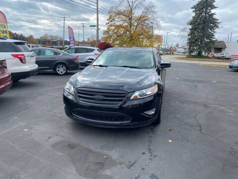 2011 Ford Taurus for sale at Motornation Auto Sales in Toledo OH
