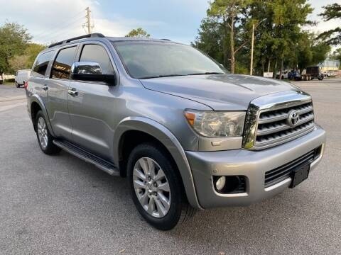 2010 Toyota Sequoia for sale at Global Auto Exchange in Longwood FL