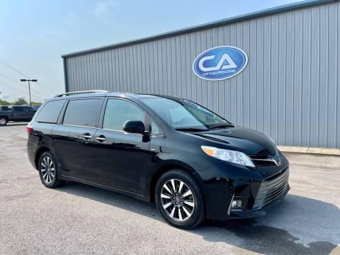 2018 Toyota Sienna for sale at City Auto in Murfreesboro TN